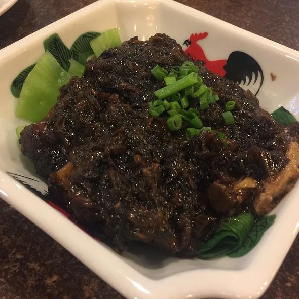 Braised Pork Belly With 'Mooi Choy'