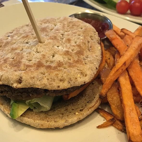 Lyfe Veggie Burger