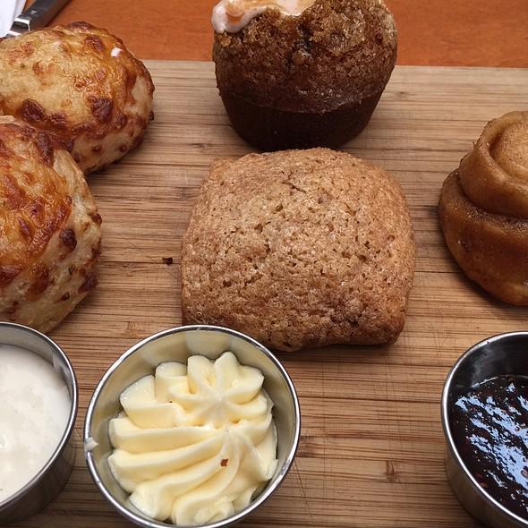 House-Made Bread Board