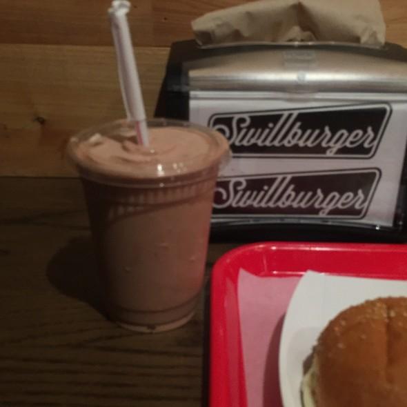 Eat Me Chocolate Milkshake