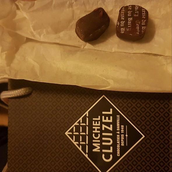 Chocolate Michel Cluizel