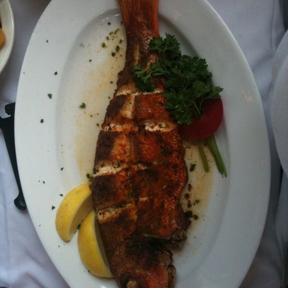 Crispy Red Snapper - Sea Shore Restaurant & Marina, Bronx, NY