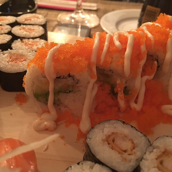 California Roll (Sushi)