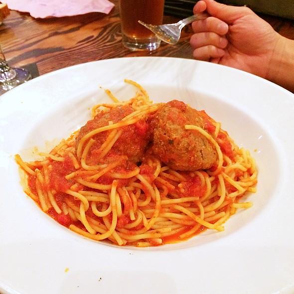 Spaghetti and Meatballs @ Jack's Prime Burgers & Shakes