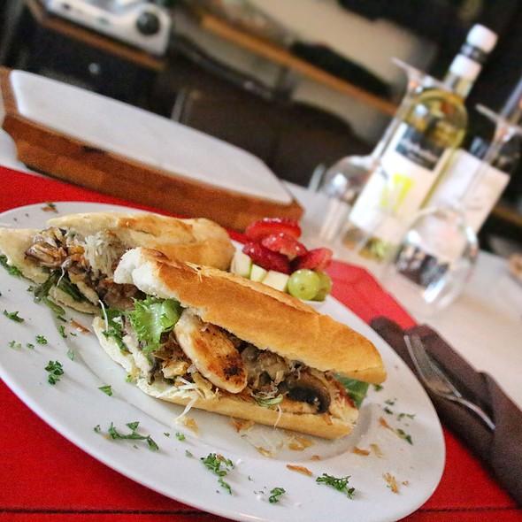 Provencal Sandwich