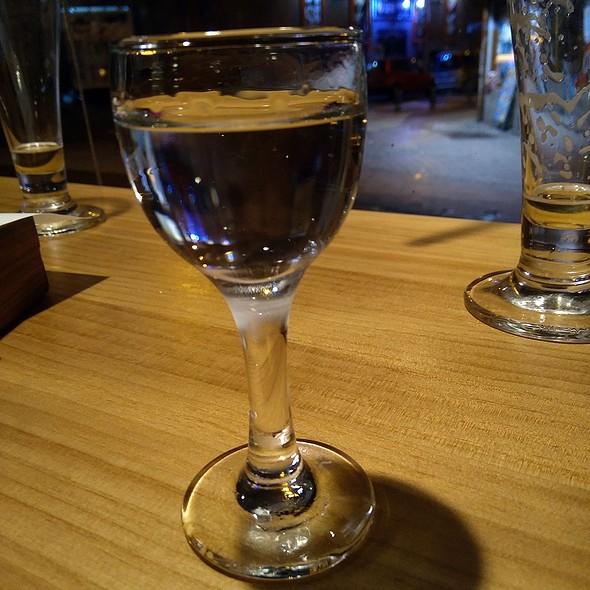 Sake @ Lamian by Soy Kitchen