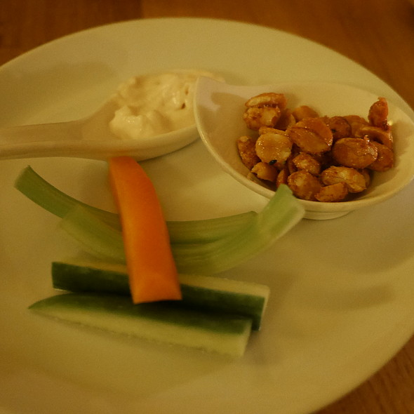 Vegetables, Peanuts @ Hashi, Mahlzeit!