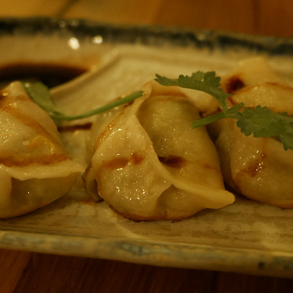Vegetarian Dumplings