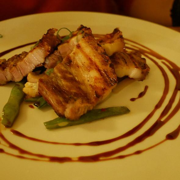 Pork Belly, Beans @ Hashi, Mahlzeit!
