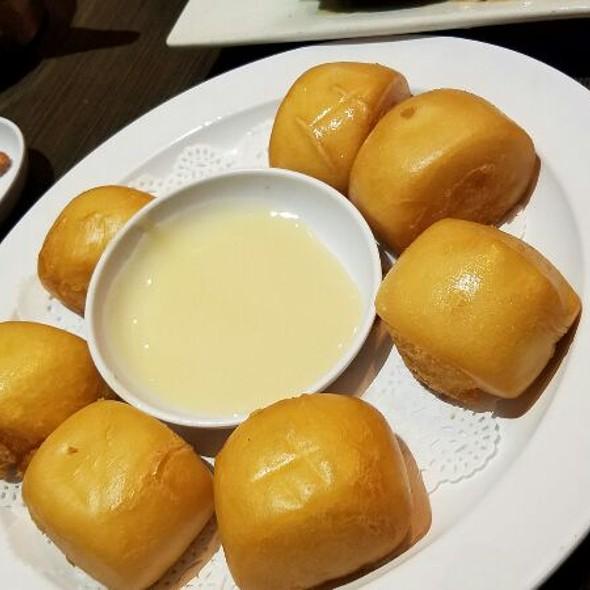 Crispy Fried Coconut Bread