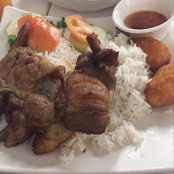 Vietnamese Porkchops