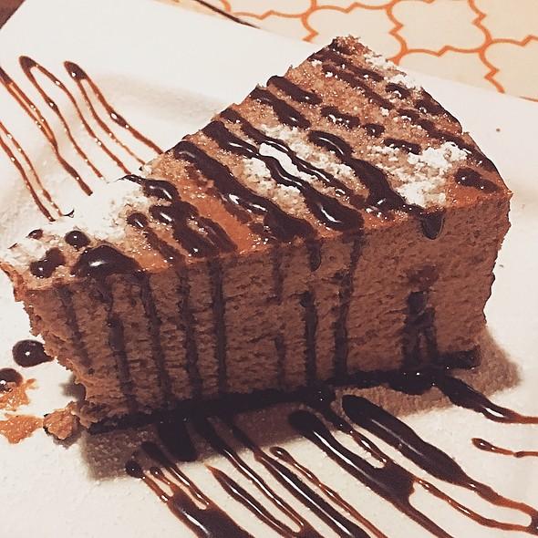Turkish Chocolate Coffee Cheesecake @ Kan Zaman