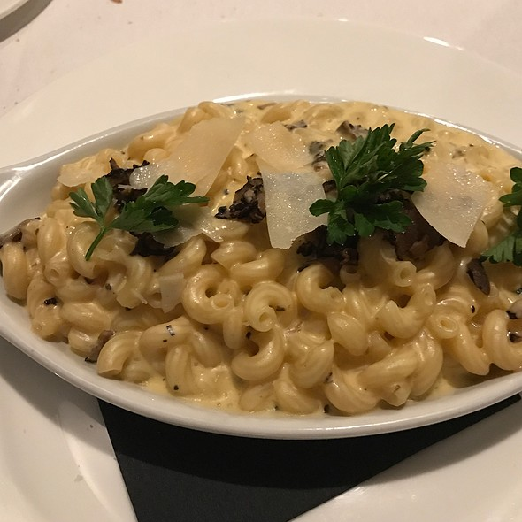 Charleston Truffle Mac & Cheese