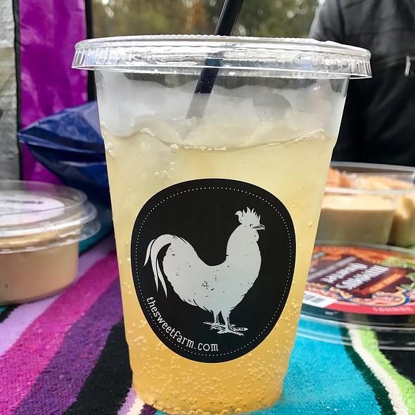 Juniper Lime Ginger Beer
