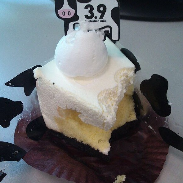 3.9 Australian Milk Oreo Cake