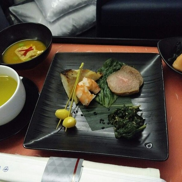 1st Course Business Class