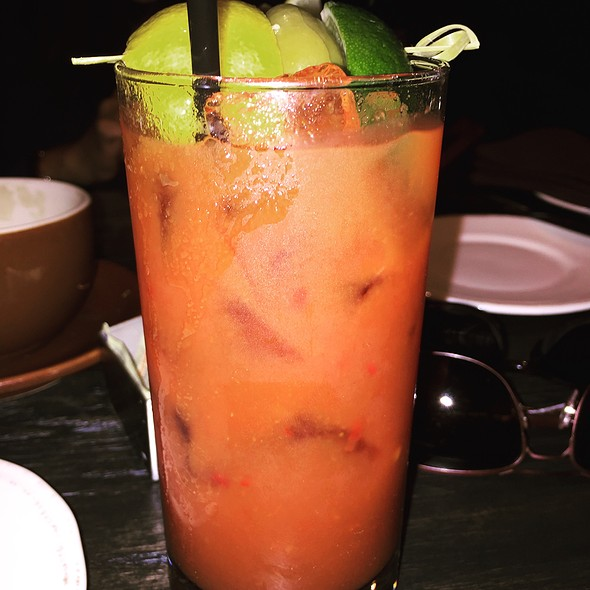 Bloody Mary @ City Perch
