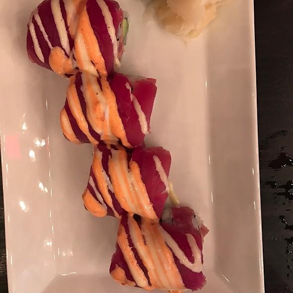 Tuna Lover Roll @ Ajisen Noodle Restaurant