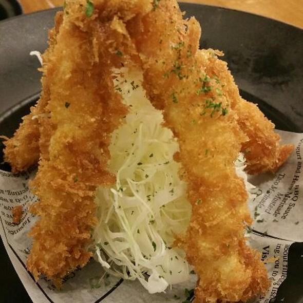 Tartar Shrimp @ Katsuya North York