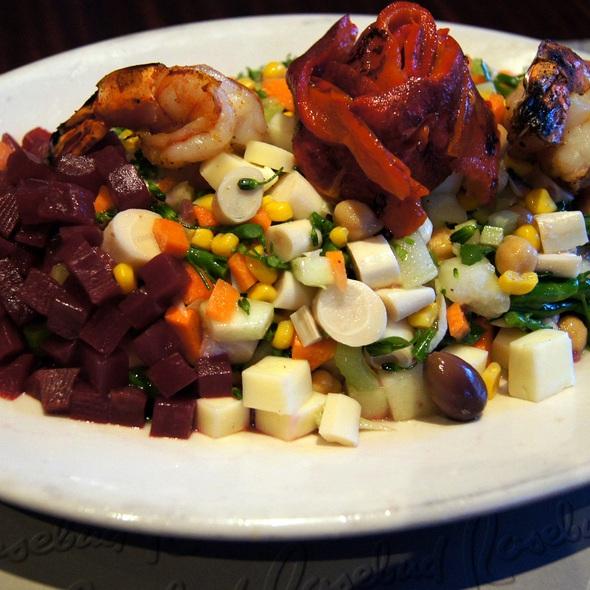 Chopped Salad - Chicago Prime Italian, Schaumburg, IL