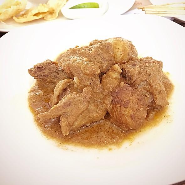 Beef Randang