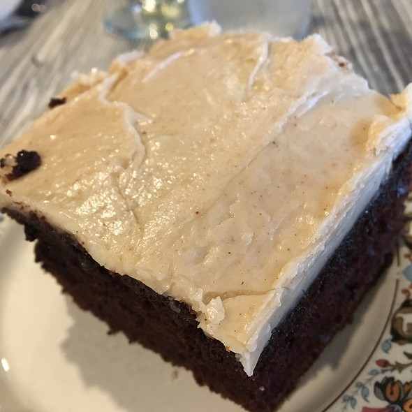 Choco Cayenne Cake With Brown Butter & Bourbon Frosting