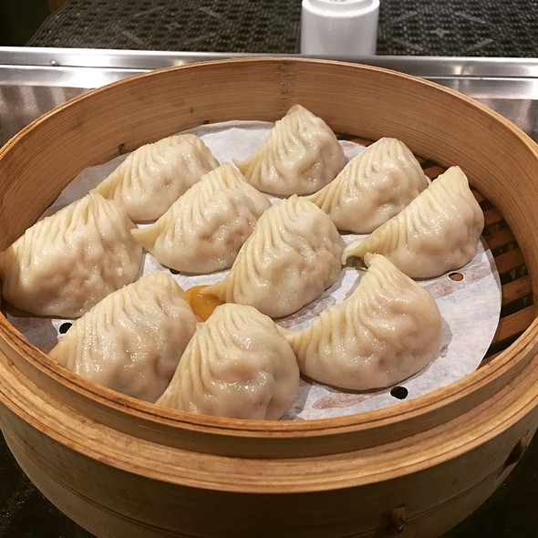 Chicken Dumpling @ Din Tai Fung Dumpling House #3