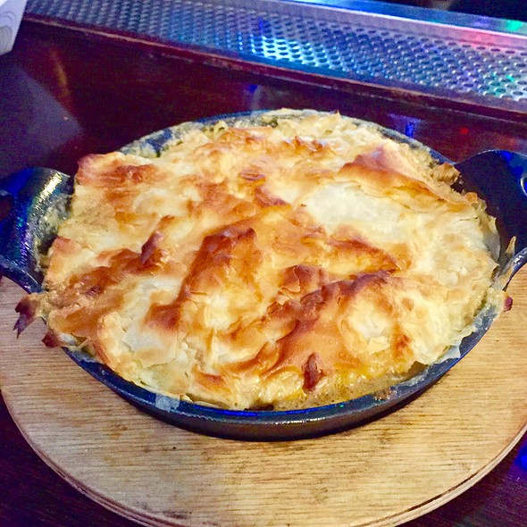 Chicken Pot Pie @ McGee's Tavern and Grill