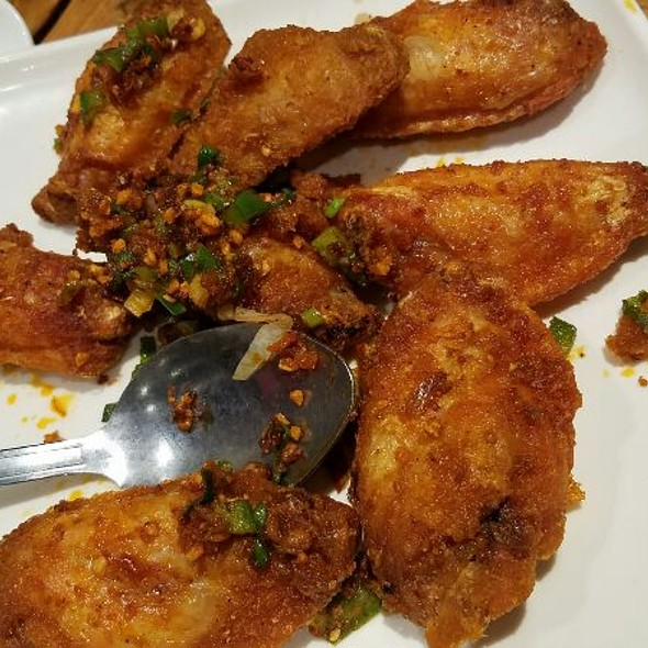 Koi palace express salt and pepper chicken wings for Koi palace express