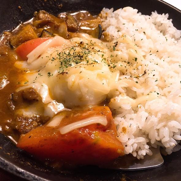 ナスとトマトのキーマカレー @ 野菜を食べるカレーCamp 所沢店