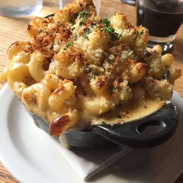 Mac and Cheese @ There Floyds Brewery & Brew Pub
