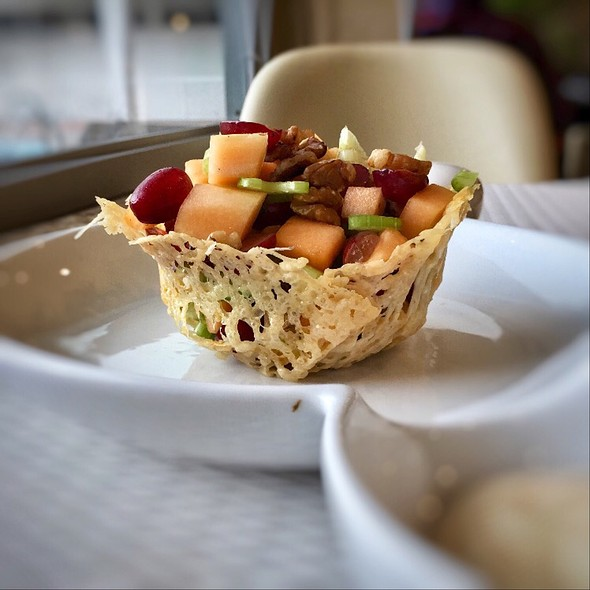 Waldorf Salad @ Jamaica Pegasus Hotel