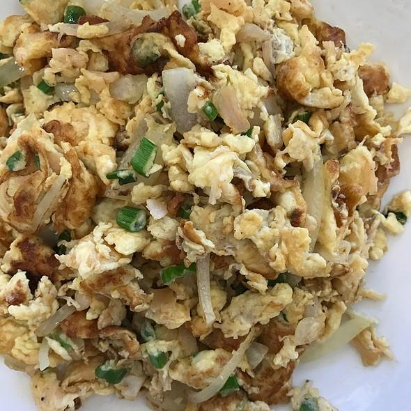 Scallop With Egg @ Sunrise Restaurant 88