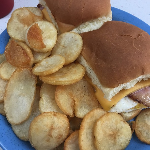 Home Fries @ Eddie's Sandwich Shop
