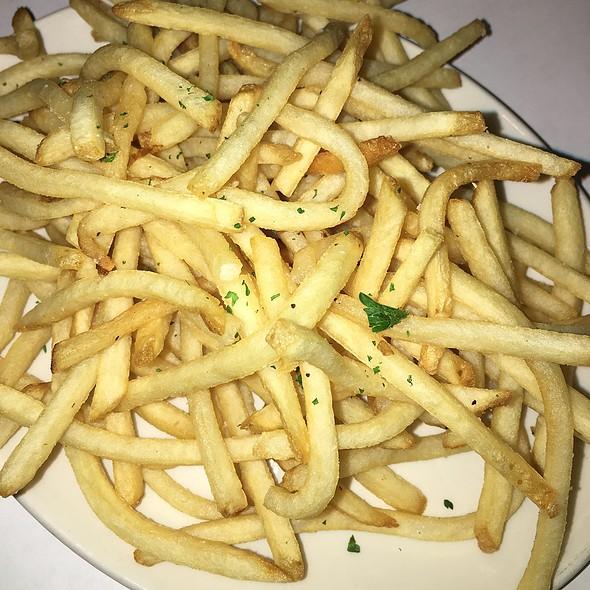 Thin-Cut Fries