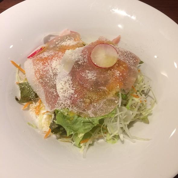 Prosciutto Salad @ デニーズ 世田谷公園店 (Denny's)