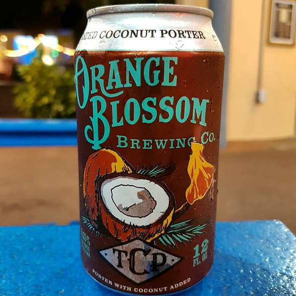 Orange Blossom Porter