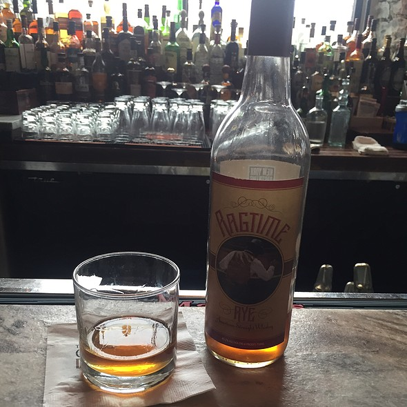 Rag Time Rye Whiskey