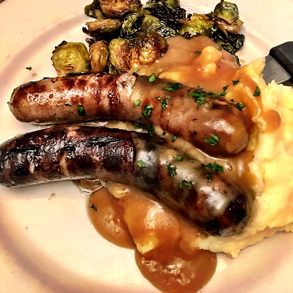 Bangers & Mash @ Hunter's Head
