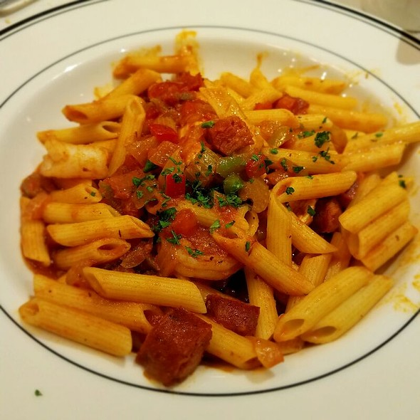 Jambalaya Pasta @ Mimis Cafe