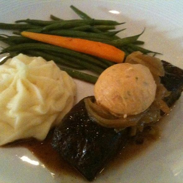 Flank Steak - Juniper Restaurant, Washington, DC