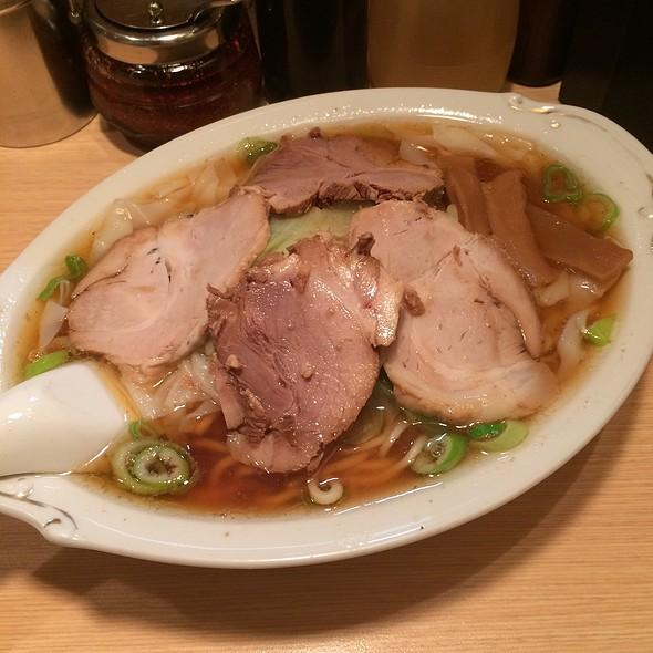 Wonton Noodle @ 田丸