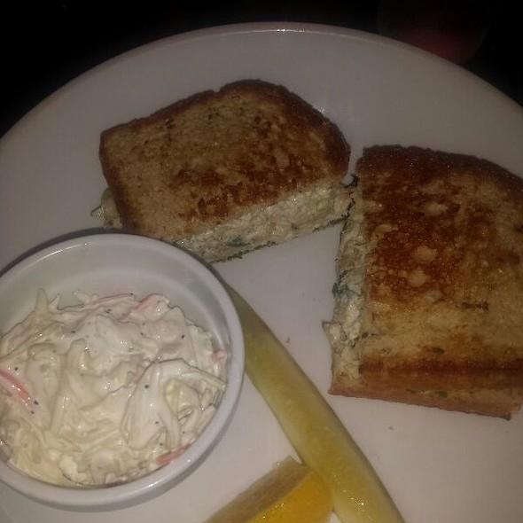 Smoked Albacore Tuna Salad Sandwich