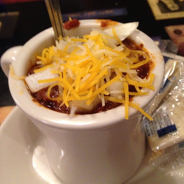 chili @ Pied Piper Eatery