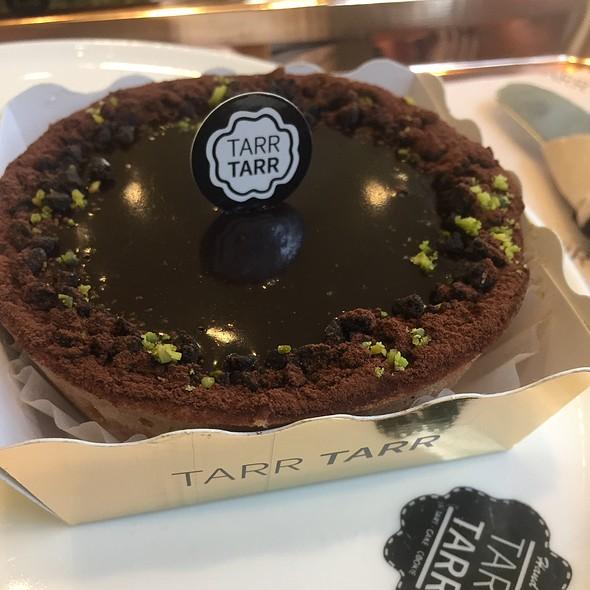 Real Chocolate Tart @ Tarr Tarr