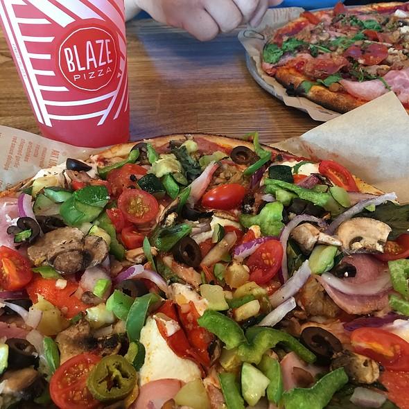 My Own Creation @ Blaze Pizza