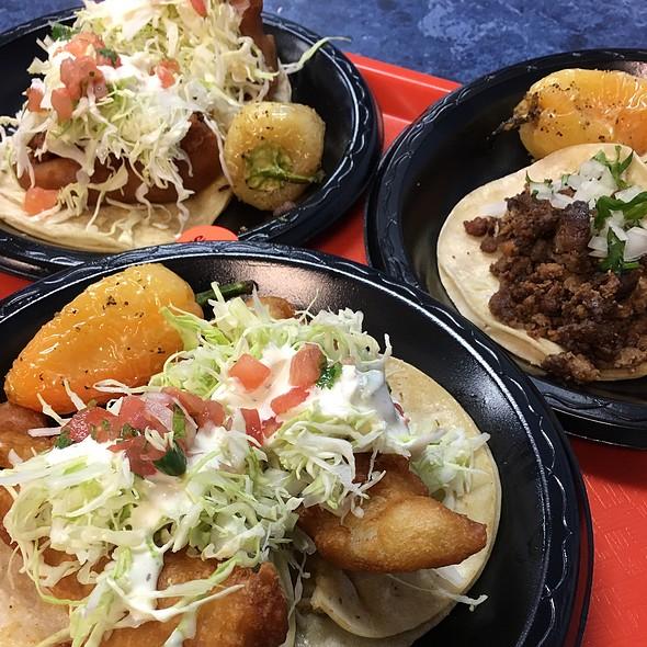 Taco Everything! @ Taco Nazo