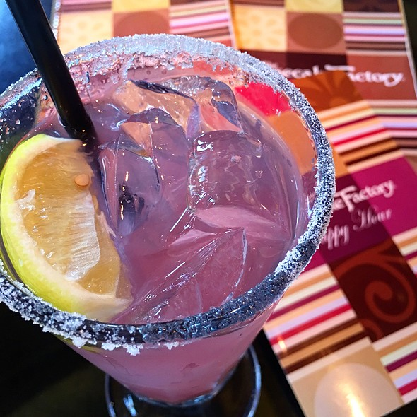 Pink Lemonade @ The Cheesecake Factory
