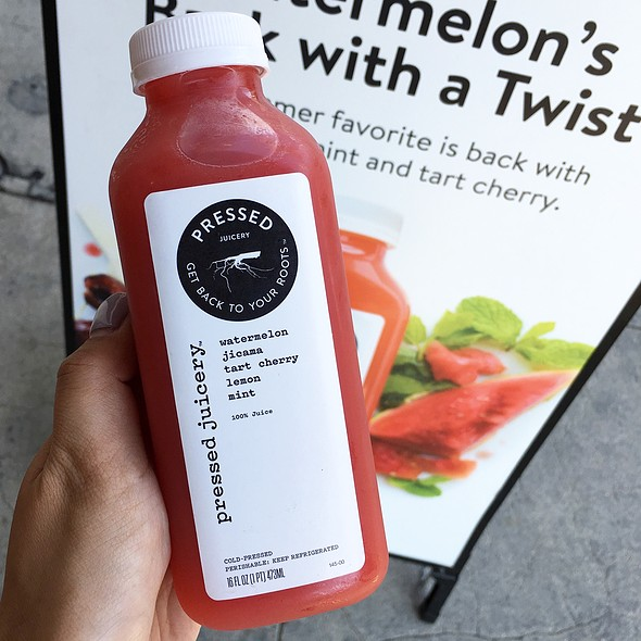 Watermelon @ Pressed Juicery