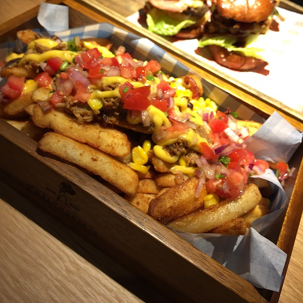 Garbage Fries @ Basement Brewhouse @ Bankstown Sports Club
